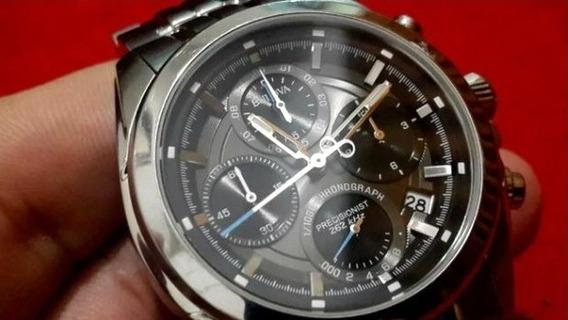 Relógio Bulova Precisionist Cronógrafo 96b260 Original