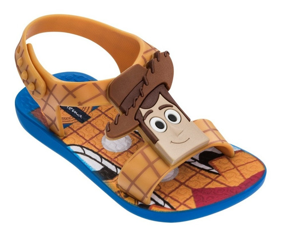 Chinelo Toy Story Infantil Ipanema Disney Colonelli 26359