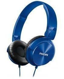 Fone De Ouvido Philips Headband Shl3060bk | Vitrine