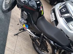 Honda Titan 150cc Financio,troco E Aceito Cartão