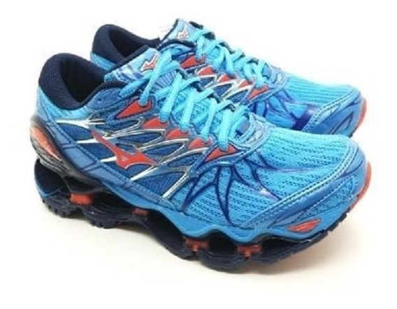 Tênis Mizuno Prophecy Pro 7 Corrida Caminhada Promoção
