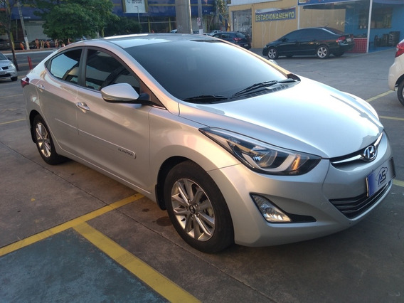 Hyundai Elantra 2.0 16v Gls Flex Aut. 4p 2014