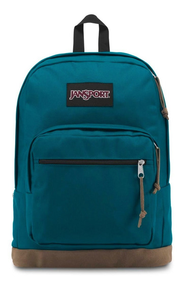 Zonazero Mochila Jansport Right Pack Marine Teal Original