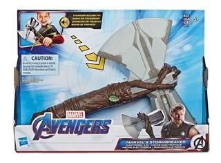 Hacha Thor Hasbro E0617 Stormbreaker Marvel Avengers