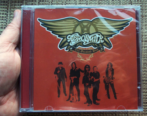 Cd Aerosmith - The Greatest Hits - Importado Inglaterra