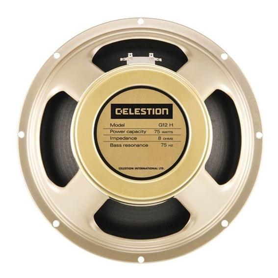 Falante Celestion G12h-75 Creamback 75w Rms 8 Ohms