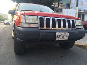 Impecable Jeep Grand Cherokee Laredo V8 4x4 At