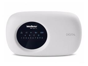 Teclado Led Intelbras Xat 3000 Central Alarme Xat3000 Full