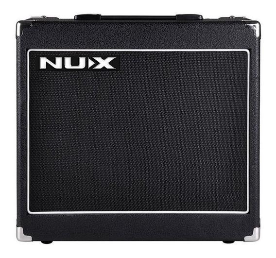 Amplificador Nux Mighty 50 X Digital Para Guitarra 50w Rms