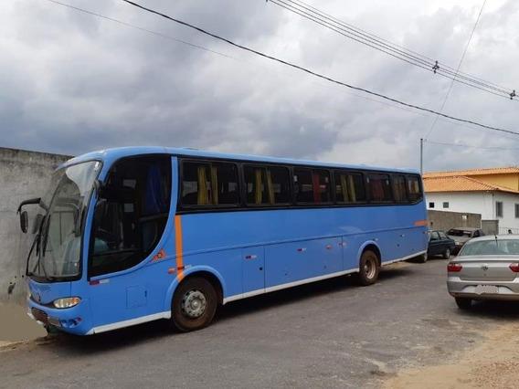 Ônibus Viaggi G6 Volksbus Dianteiro De Fretamentos Impecável
