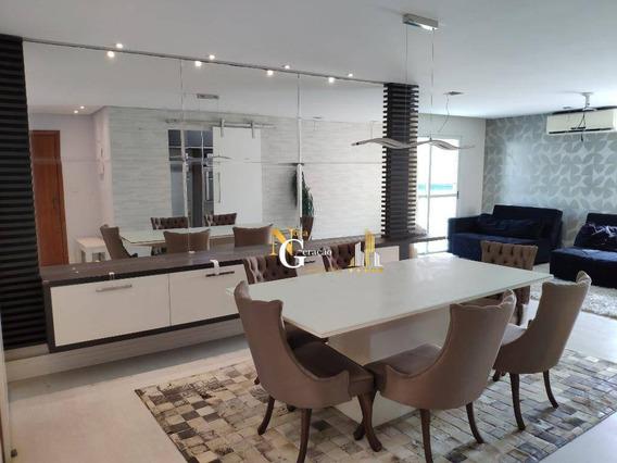 Apartamento De 3 Dormitórios Com R$ 150 Mil De Entrada Na Quadra Da Praia No Bairro Tupi - Ap2322