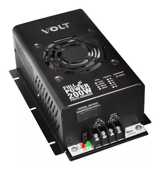 Fonte Nobreak Full Power 200w -48v/4a ((negativa))
