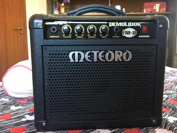 Amplificador De Som Meteoro