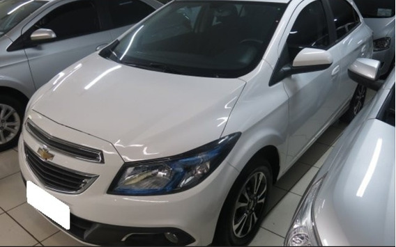 Chevrolet Onix 1.4 Ltz 16v Flex 4p Aut. 2016