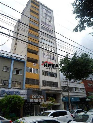 Apartamento Residencial À Venda, Setor Central, Goiânia - Ap0227. - Ap0227