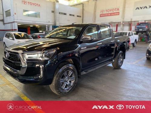 Toyota Hilux Srv 4x4 Automatica 2021 Blanco 0km