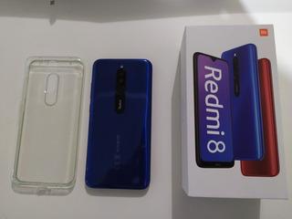 Xiaomi Redmi 8 Azul Safira