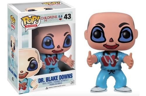 Funko Pop Dr. Blake Downs Children's Hospital Tv Series