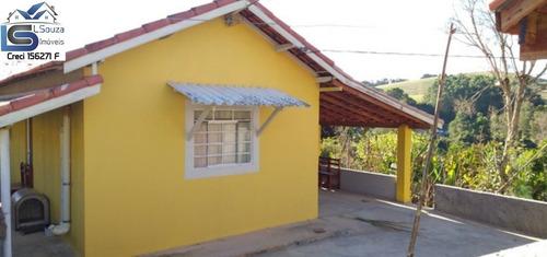 Chácara Localizada Em Pinhalzinho, Interior De São Paulo; - 1131 - 69016500