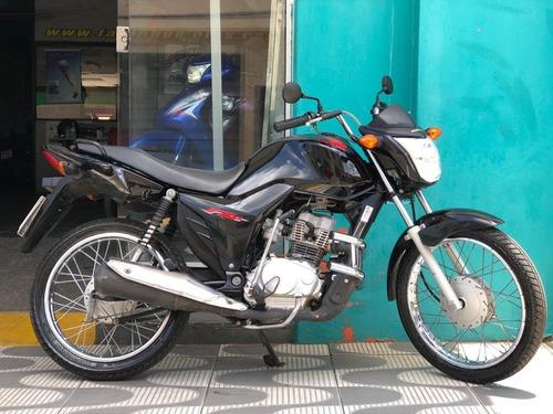 Honda Cg 125 Fan Ks 2014 Preta Novíssima!!!