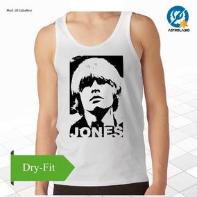 Playera Brian Jones The Rolling Stones Gym