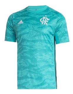 Camisa Flamengo Goleiro Original 2019 - Frete Gratis