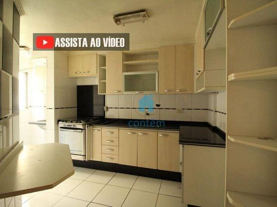 Ap1514- Apartamento Com 2 Dormitórios À Venda, 56 M² Por R$ 190.000 - Bandeiras - Osasco/sp - Ap1514