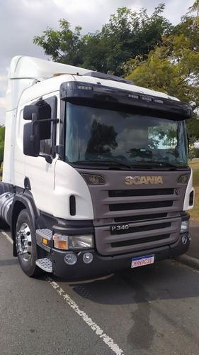 Scania P340 4×2