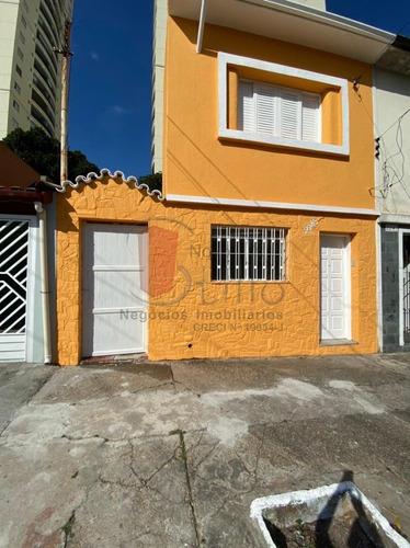 Imagem 1 de 15 de Sobrado - Ipiranga - Ref: 9875 - V-9875