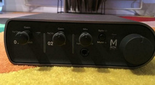 Mbox Mini 3 - Permuto Por Tambor !