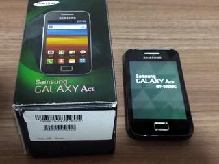 Celular Samsung Galaxy Ace Gt-s5830c Usado Conservado