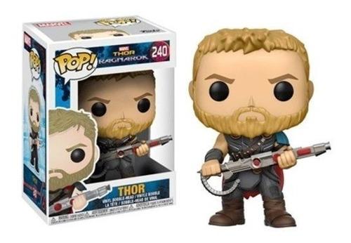 Funko Pop! Marvel: Thor Ragnarok - Traje De Gladiador Thor