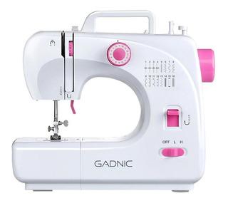 Máquina de coser Gadnic MAQCOS03 blanca 220V