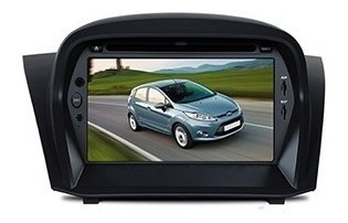 Radio Dvd Gps Ford Fiesta Se 2014,15,16,2017 Android