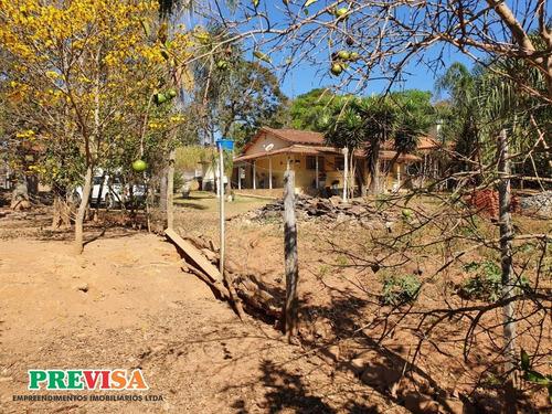 Sitio Em Itaguara Municipio De Campo Gentio - Pr3123