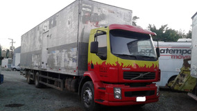 Volvo Vm 210 - Ano 2011 - Truck - Bau De 12 Metros