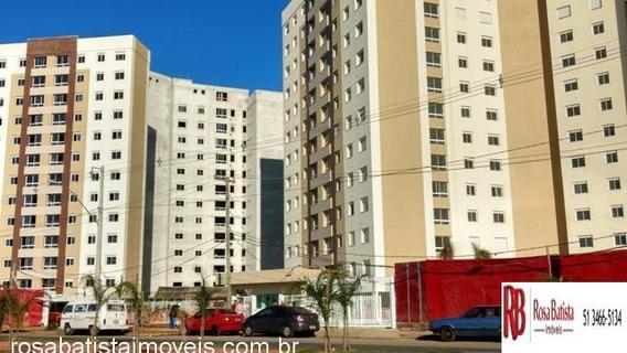 Apartamento Com 02 Dormitório(s) Localizado(a) No Bairro Marechal Rondon Em Canoas / Canoas - A123