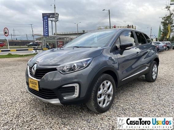 Renault Captur Mt Zen 2000cc 2018
