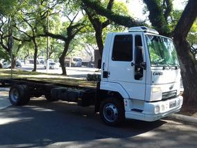 Ford Cargo 816 2013 Chassi Com 83 Mil Km Bem Conservado