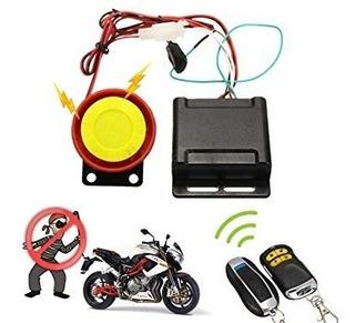 Alarma Para Motocicleta Y Scooter...