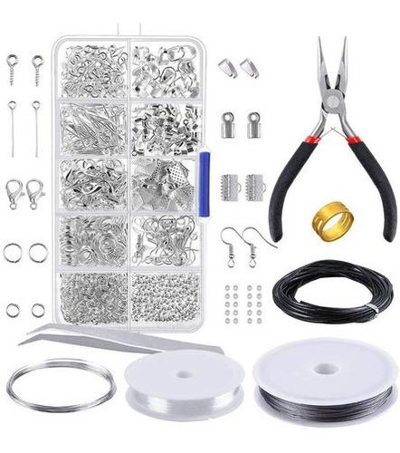 Imagen 1 de 5 de Kit De Fabricación De Joyas, Fabricación Y Reparación De Joy