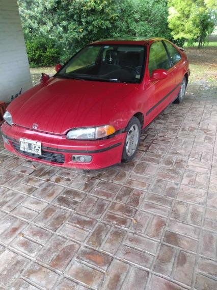 Honda Civic 1.5 Coupe Ex At 1995