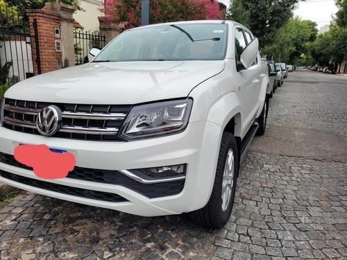 Volkswagen Amarok 2.0 Cd Tdi 180cv 4x4 Highline Pack At 2020