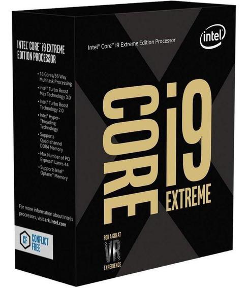 Processador Intel Core I9-7980xe Lga2066 2.6ghz 24.75mb Box
