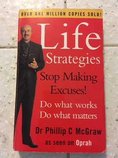 Autoayuda (inglés) Dr Phil Mcgraw - Life Strategies 3