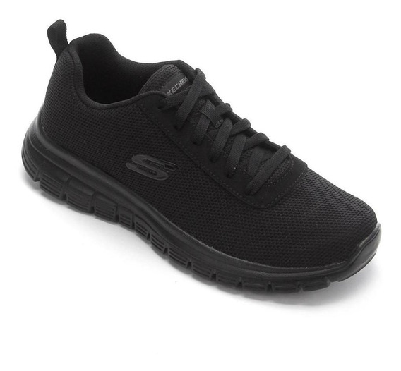 Tênis Skechers Burns Brantley Masculino 8790010-bbk