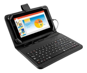Tablet Tela 7 Rosa Android 7 Bluetooth +capa Teclado Outlet