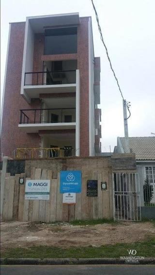 Apartamento Duplex À Venda, 144 M² Por R$ 550.000,00 - São Pedro - São José Dos Pinhais/pr - Ad0004