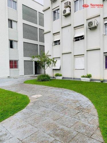 Imagem 1 de 10 de Apartamento Com 2 Dormitórios À Venda, 50 M²- Garcia - Blumenau/sc - Ap0329