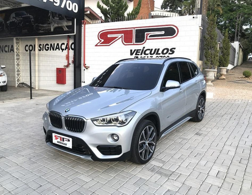 X1 Xdrive 25i Sport 2.0 Flex Autom 2018 Troco E Financio
